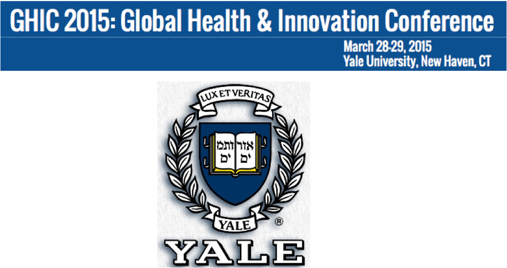 yale global health and innovation conference