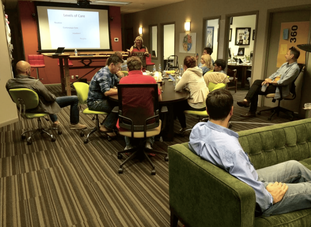 medalogix lunch and learn